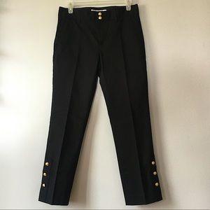 Zara Women Dress Pants with Chain Size US 6